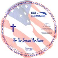 CD For our Lord and our Nation red line