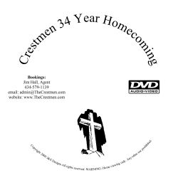 DVD 34 Yr Homecoming1